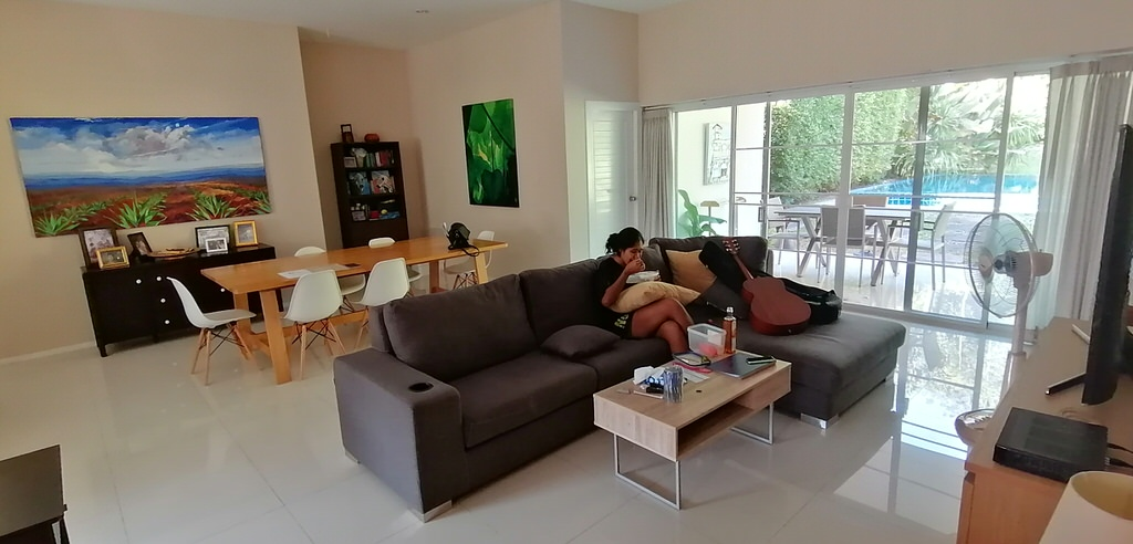 Beautiful Pool Villa situated 4 Km from the Beaches for Sale in Khaolak