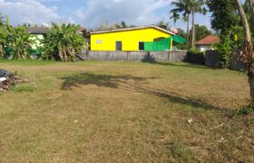 Land for Sale in a nice area of Khaolak 10 minutes to the Beaches