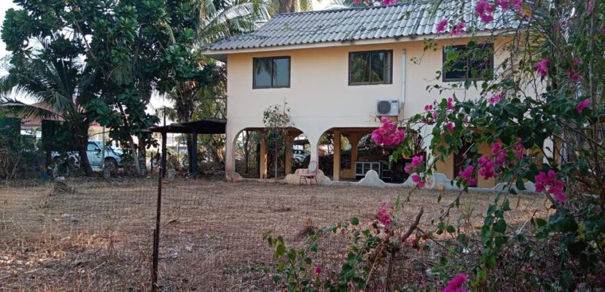 House with a plot of land for sale at Koh Kor Khao