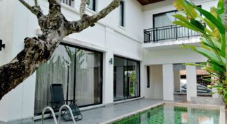 Modern 3 bedrooms pool villa, for sale in Phuket.