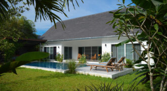 Nice pool villa In Khao Lak for rent