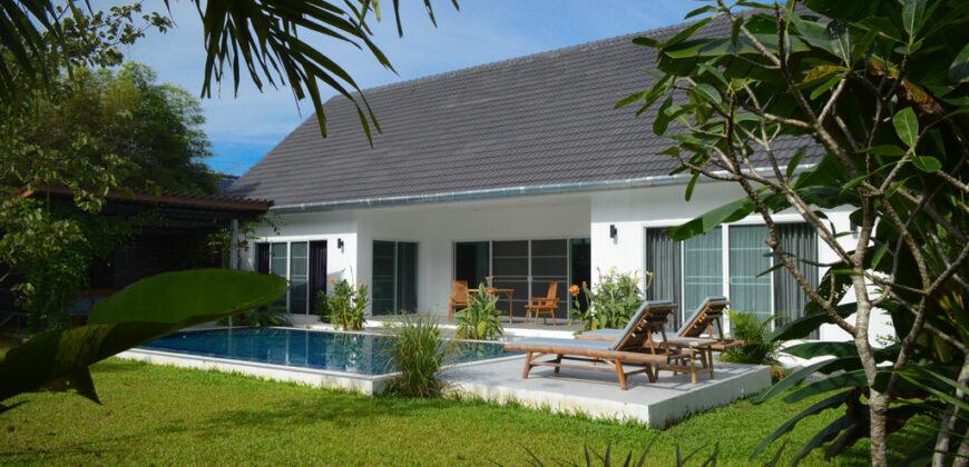 Nice pool villa In Khao Lak