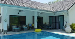 New 2 Bedroom Pool villa with Bungalow For Sale in Khao Lak