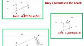 Land for sale in Khao Lak (Khuek Khak)