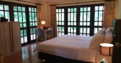 Maison de charme, 3 Chambres, sur une belle propriété de 4820m2, à louer sur Khao Lak