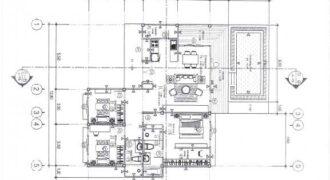 Projet de construction, Villa 3 chambres avec piscine à Khao Lak