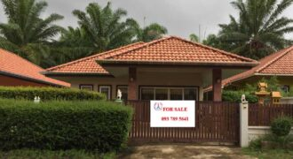 New Detached house House, 2 Bedrooms, Situated in a Convenient Location, For Sale in Khao Lak