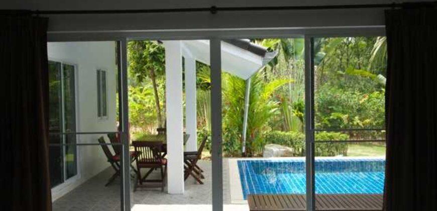 Villa de 3 chambres avec piscine à louer à Khao Lak
