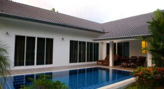 Pool villa, 3 bedrooms, for rent in Khao Lak