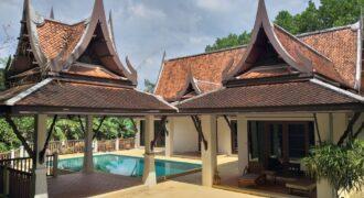 Villa de 2 chambres avec piscine à vendre à Ban Lam Kaen