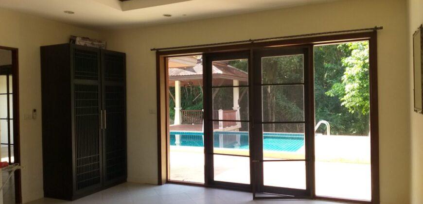 Pool villa, 2 bedrooms , For sale