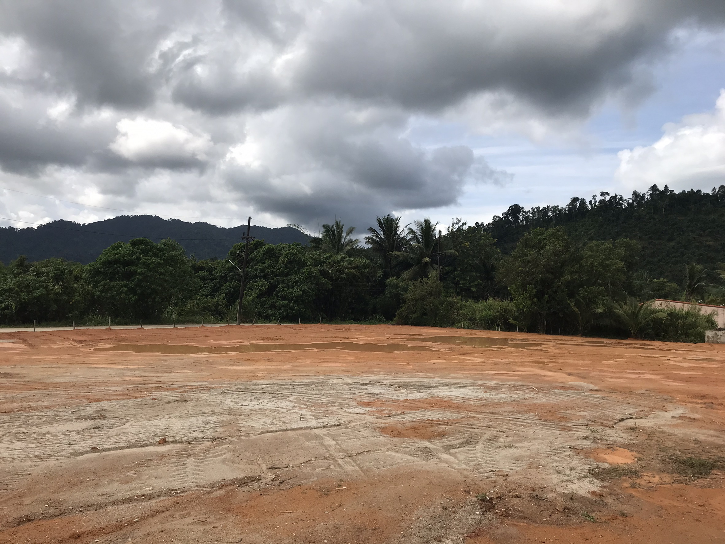 Land for sale at Baan Thong Kamin